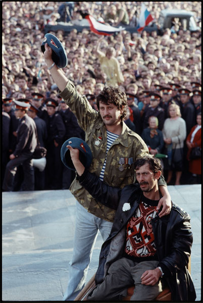 Mosca 1991 di Alessandra Attianese e Bruna Orlandi
