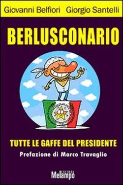 La copertina di Berlusconario