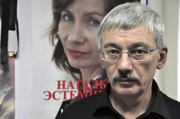 Oleg Orlov di Memorial