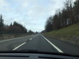 La A1 tra Bologna e Firenze, il vecchio tracciato è senza traffico