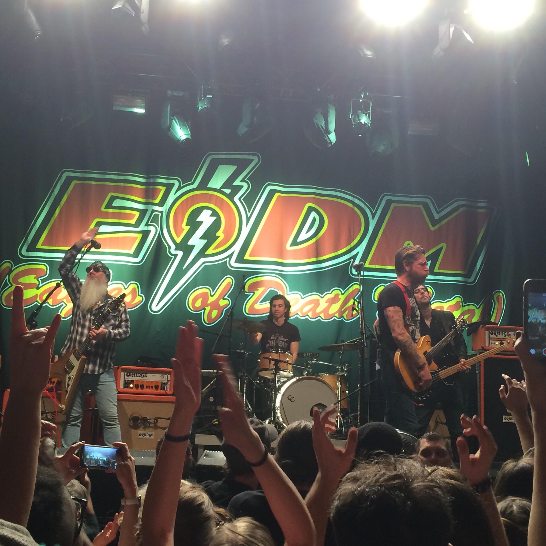 Eagles of Death Metal in Zurich