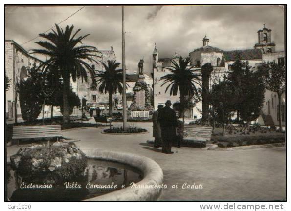 Cartolina Cisternino