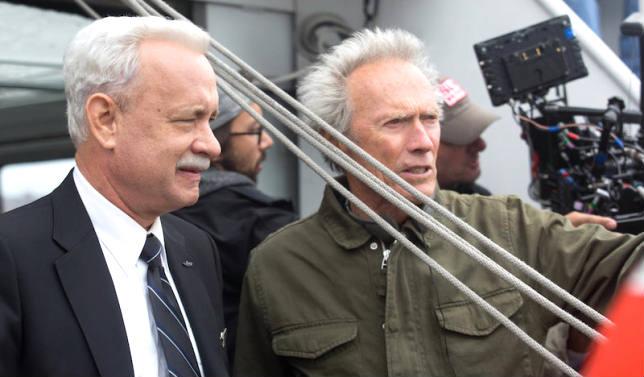 Sully di Clint Eastwod con Tom Hanks