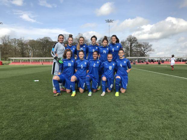 Italia Under 17 femminelle